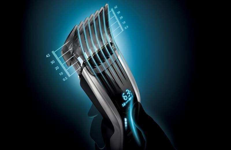 Maszynka do strzyżenia Philips Hairclipper series 9000 HC9450/15 Czarny zdjęcie 6