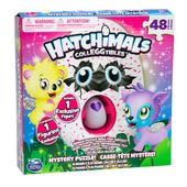Hatchimals Tajemnicze Puzzle 48el + Figurka Jajko