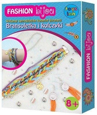 Stnux Message Bracelet Basteln & Kreativität Zestaw biżuterii do samodzielnego wykonania