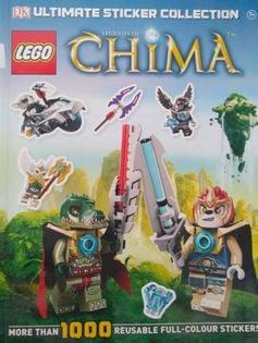 LEGO Chima - 1000 Stickers