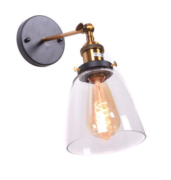 LAMPA ŚCIENNA KINKIET LOFTOWY FABI zdjęcie 2
