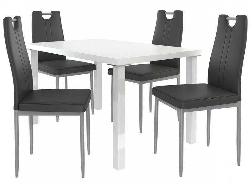 Stół i Krzesła ROBERTO BELINI zdjęcie 1