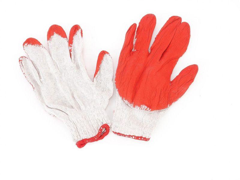 Rękawice robocze do ogrodu 9L zdjęcie 3