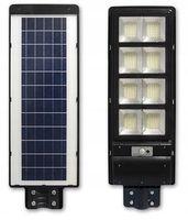 Mocna uliczna lampa LED solarna pilot 270W c.ruchu