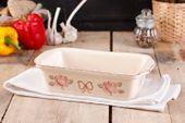 FORMA ceramiczna DO PIECZENIA wypieku CHLEBA ciast