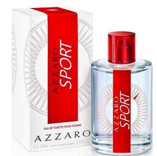 Azzaro SPORT edt 100 ml folia