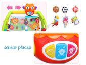 Kolorowy Interaktywny STOJAK 5w1 Dla Dzieci 0+ zdjęcie 14