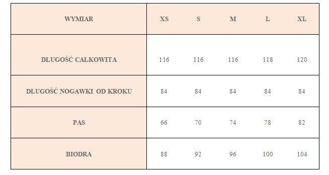 a39c463e8ff4 Eleganckie spodnie z wysokim stanem LEA - szare Rozmiar - S • Arena.pl