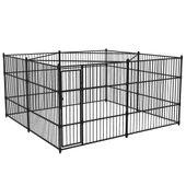 Kojec dla psa na zewnątrz, 400 x 400 cm GXP-680865