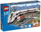 LEGO CITY Superszybki pociąg pasażerski 60051 / SKLEP NYGUS