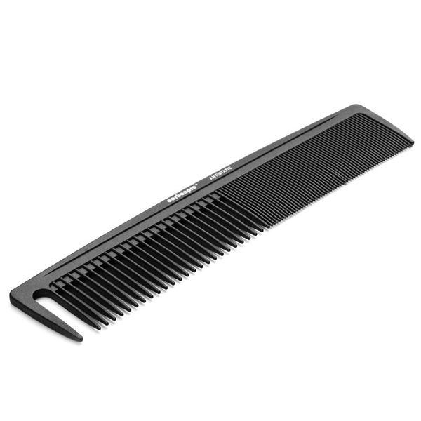 Carbon 8 Grzebień węglowy karbonowy fryzjerski mocny 210mm zdjęcie 1