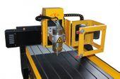 FREZARKA PLOTER CNC 6090 GRAWERKA 3kW z200mm MACH3 zdjęcie 8
