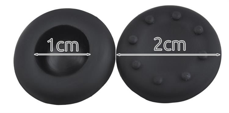 Nakładki gumowe Grip na analog PS4 PS3 XBOX 2szt. na Arena.pl