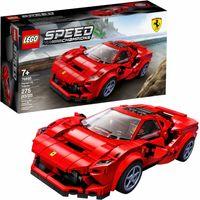 LEGO Speed Ferrari F8 Tributo 76895