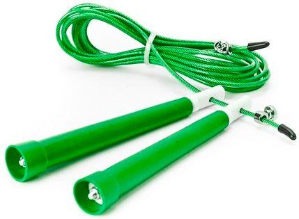 Skakanka Speed Rope Pro zielona