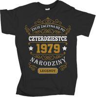 T-shirt Koszulka na 30 40 50 60 urodziny prezent