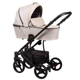 Nowość wózek dziecięcy Novis Baby-Merc 2w1 beżowy