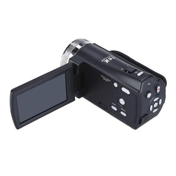 ORDRO DV-12 Kamera cyfrowa z pilotem Full HD 16x Zoom j. polski T237S zdjęcie 10