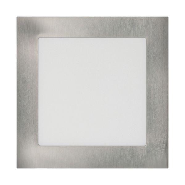 Panel LED ART, kwadrat. nikiel, 12W, ultra slim, W 4000K na Arena.pl
