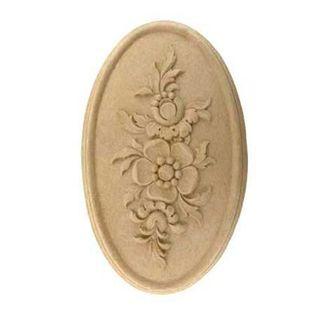 Ornament 560330 z pyłu drzewnego Materiał - Pył drzewny