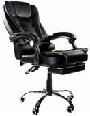 Fotel biurowy Elgo P/M czarny