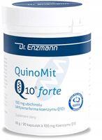 DR. ENZMANN QUINOMIT Q10 FORTE UBICHIONOL MSE 90