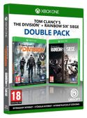 Gra COMPIL RAINBOW SIX SIEGE + THE DIVISION PCSH (XBOX ONE)