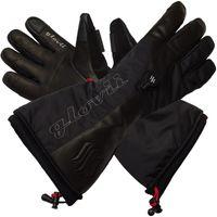 GLOVII, GS9XL,  ogrzewane rękawice narciarskie z baterią i ładowarką w zestawie, rozmiar: XL