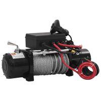 Wciągarka elektryczna, 12 V, 5909 kg