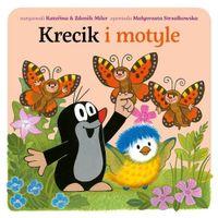 Krecik i motyle Strzałkowska Małgorzata