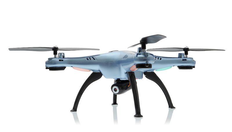 DRON SYMA X5HW kamera WIFI PODGLĄD na ŻYWO 5xAKU na Arena.pl