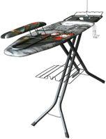 Deska do prasowania Magnum Extreme Full Opcja - pokrowiec Venecja - potężna stalowa konstrukcja - blat 120 x 42 cm