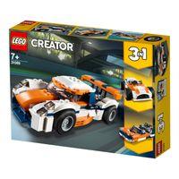 LEGO 31089 CREATOR SŁONECZNA WYŚCIGÓWKA