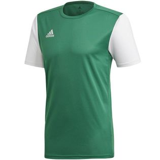 Koszulka dla dzieci adidas Estro 19 Jersey JUNIOR zielona DP3238/DP3216