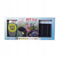 Zestaw nawadniania Panel solarny i Sterownik DRIP