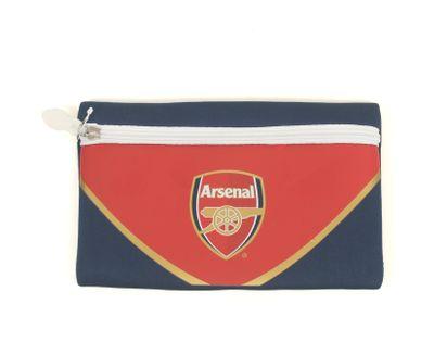 Piórnik szkolny, saszetka Arsenal Londyn