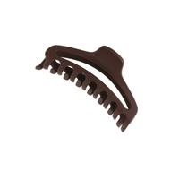 Klamra do włosów brąz 8,9 cm