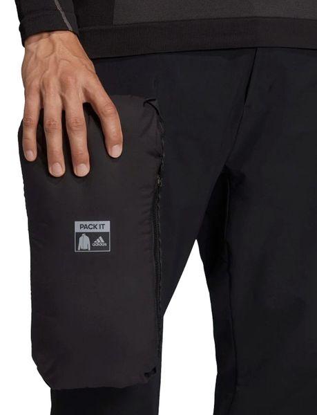 Kurtka męska adidas zimowa TERREX Insulation czarna DZ2049