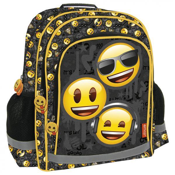 Plecak szkolny Emoji EMOTIKONY (PL15BEM10) zdjęcie 1