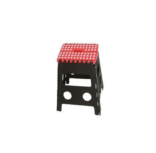 Taboret stołek składany stołek max.130kg TEDI swe na Arena.pl