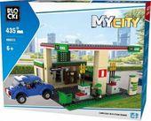 Klocki Blocki MyCity 686 el. stacja obsługi