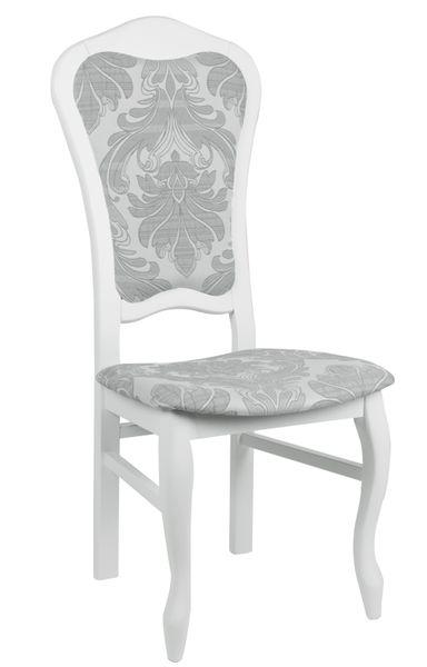 Dama Białe Krzesło Do Salonu