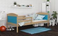 Łóżko dla dzieci MATEUSZ P bez szuflady 190x80 + materac