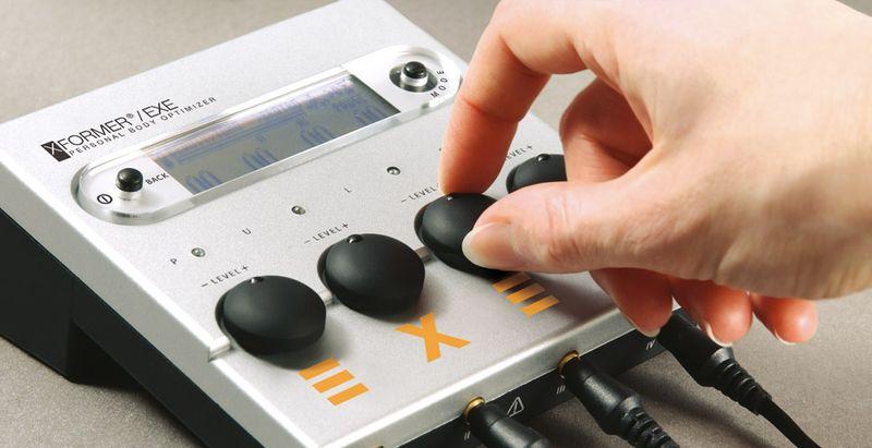 Masażer ultradźwięki leczenie stymulator Xformer Exe Son Vupiesse zdjęcie 5