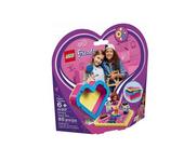 LEGO FRIENDS Pudełko Serce Olivii 41357
