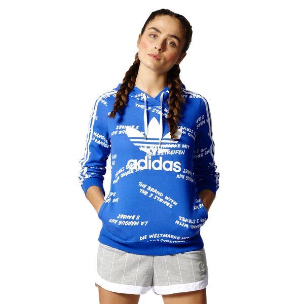Bluza Adidas Originals damska sportowa dresowa 40
