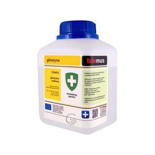 Gliceryna Roślinna 500G  Biomus