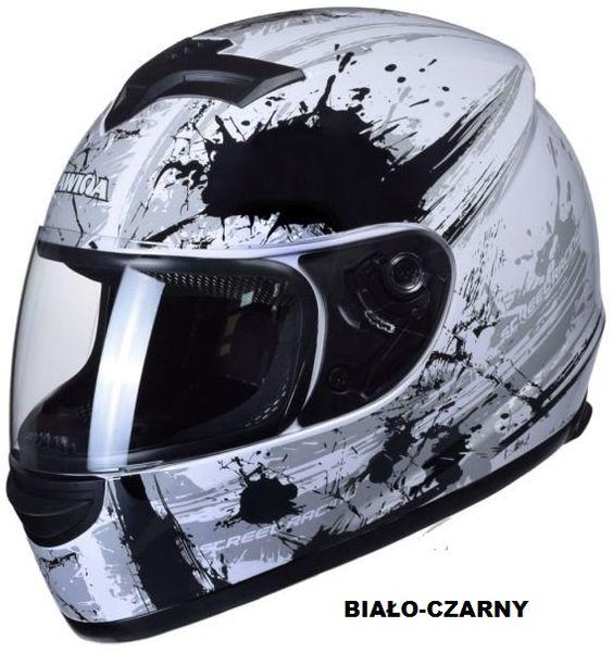 KASK MOTOCYKLOWY ZAMKNIĘTY INTEGRALNY 10 kolorów SKUTER MOTOCYKL NOWY zdjęcie 11