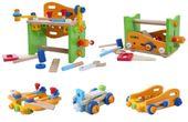 Zestaw Konstrukcyjny Narzędzia 52El. Zabawki