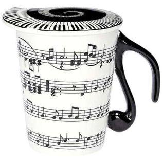 Kubek muzyka - UWERTURA, 250 ml, GM